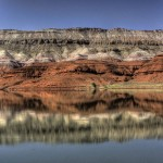 Bighorn Canyon Lake