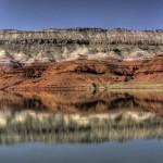 Bighorn Canyon Lake