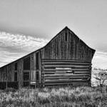 Barn near Imnaha, OR