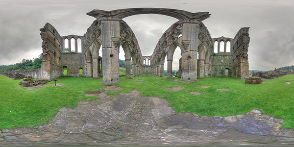 rievaulx abbey – crossing